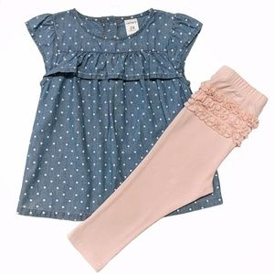 Carter's Old Navy | 24M Adorable Toddler Outfit